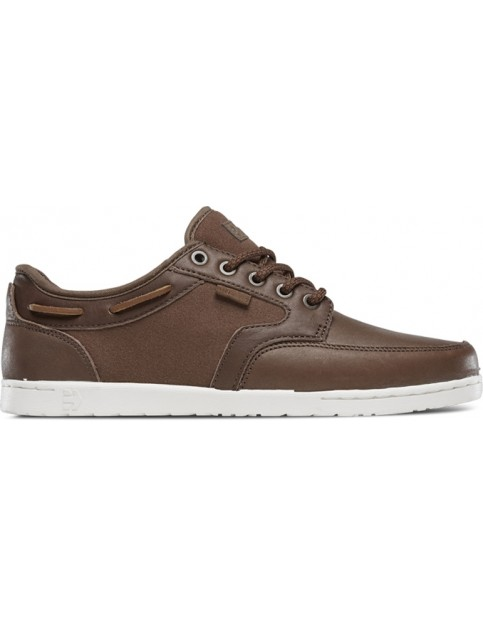 Etnies Dory Trainers in Brown/Navy