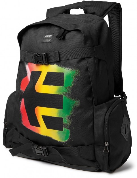 Etnies Essential Skate Backpack in Black