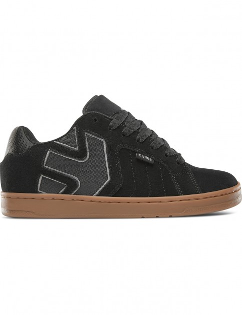 Etnies Fader 2 Trainers in Black/Grey/Gum