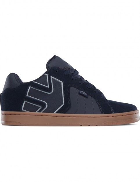 Etnies Fader 2 Trainers in Navy/Grey/Gum