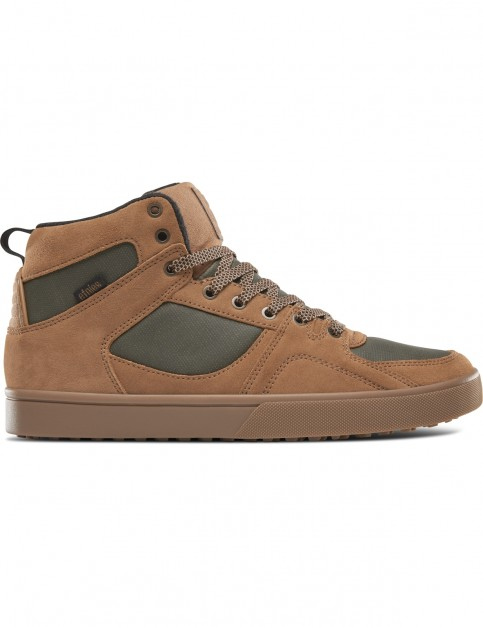 Etnies Harrison HTW Trainers in Brown/Gum