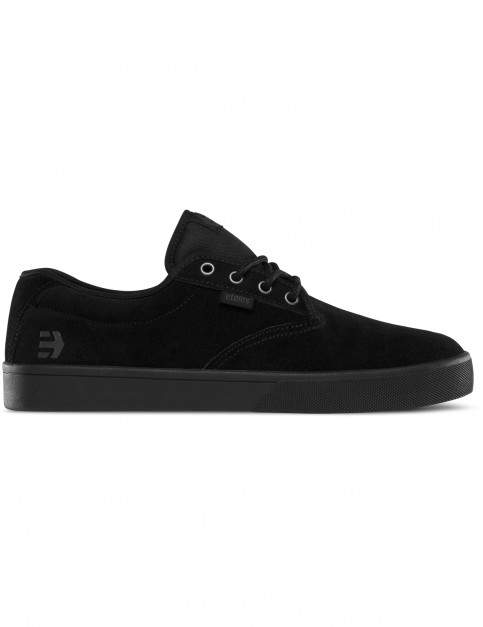 Etnies Jameson SL Trainers in Black/Blac k/Gum