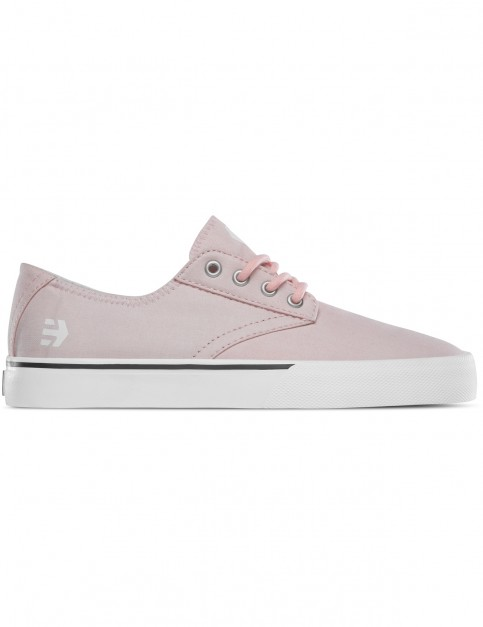 Etnies Jameson Vulc LS Trainers in Pink