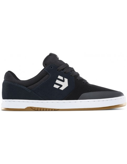 Etnies Marana Trainers in Black/Navy