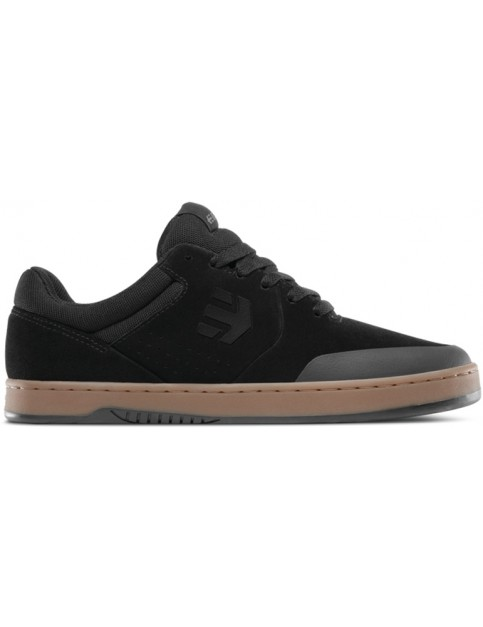 Etnies Marana Trainers in Black/Red/Gum