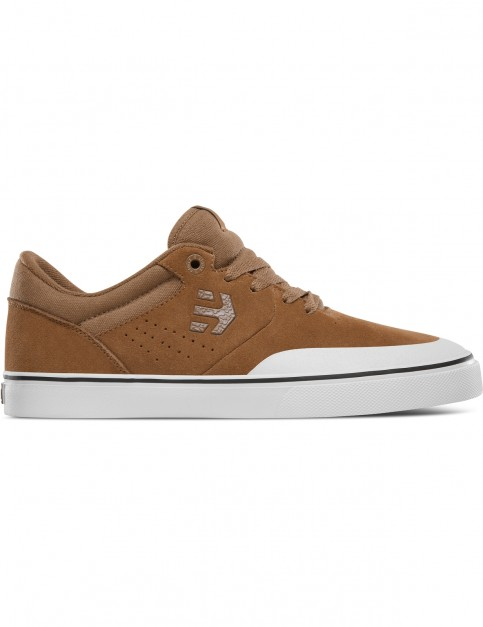 Etnies Marana Vulc Trainers in Brown/White