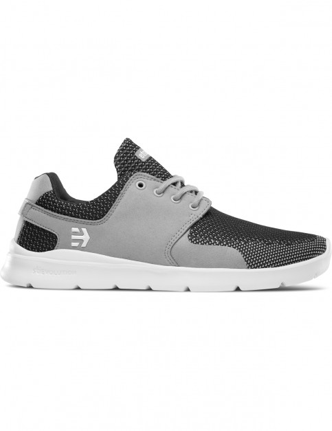Etnies Scout Xt Trainers in Grey/Black