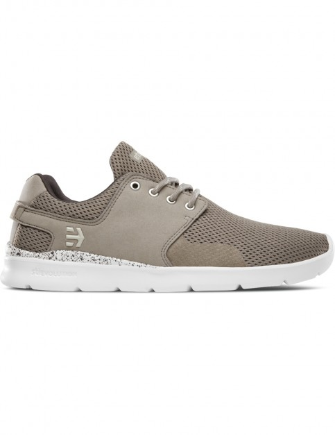 Etnies Scout Xt Trainers in Tan/Brown