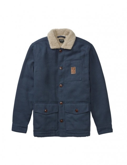 Etnies Sherp Dog Jacket in Navy