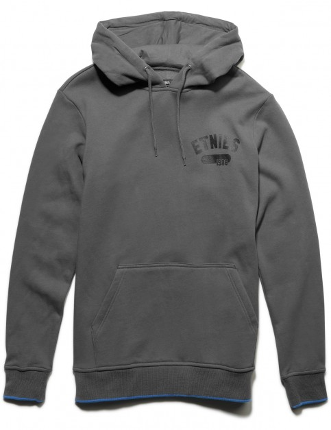 Etnies Staple Pullover Hoody in Charcoal
