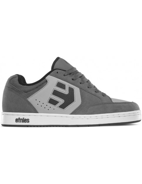 Etnies Swivel Trainers in Grey/Black/White