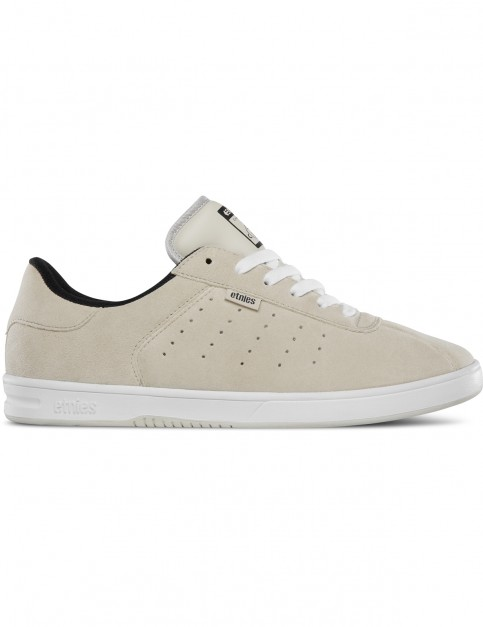 Etnies The Scam Trainers in White