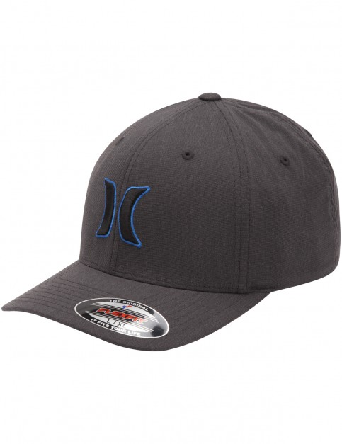 Hurley Black Suits Cap in Blue Moon