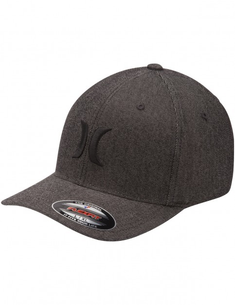 Hurley Black Suits Outline Cap in Anthracite