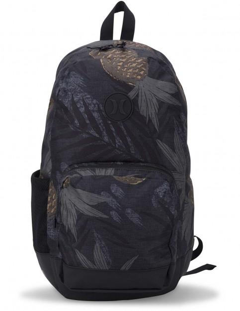 Hurley Blockade II Back Bay Backpack in Black