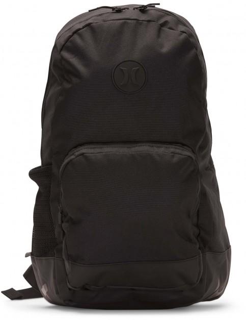 Hurley Blockade II Solid Backpack in Black