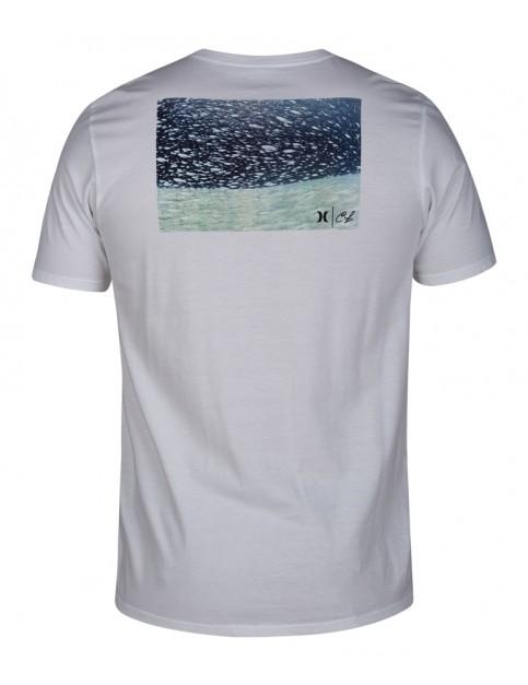 Hurley Clark Little Underwater Short Sleeve T-Shirt in White