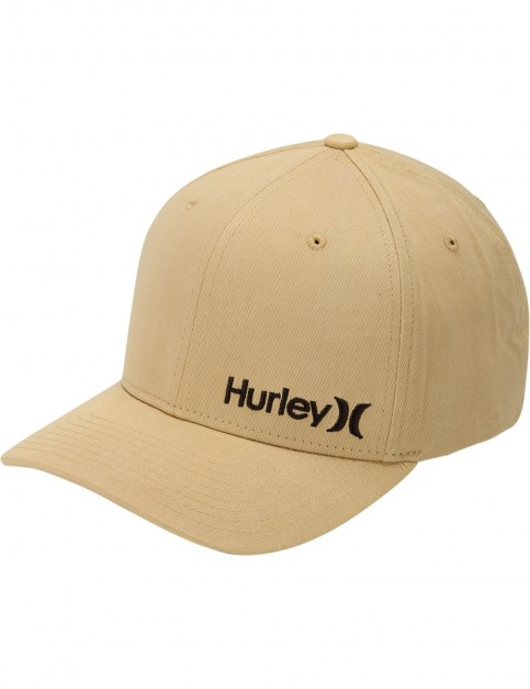 Hurley Corp Cap in Buff Gold