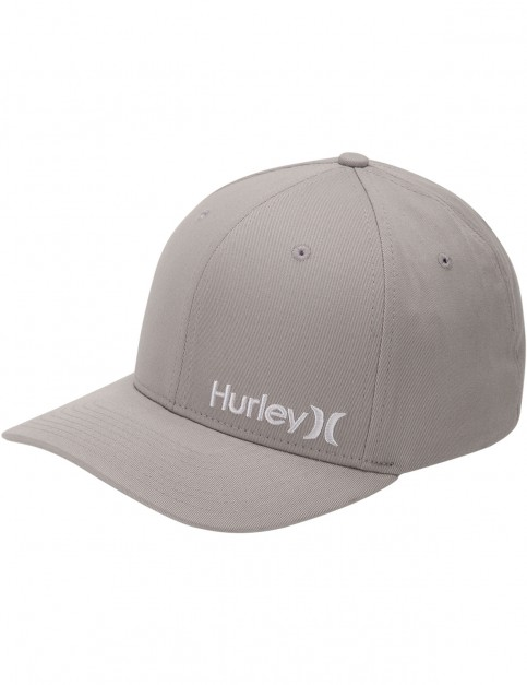 Hurley Corp Cap in Light Pumice