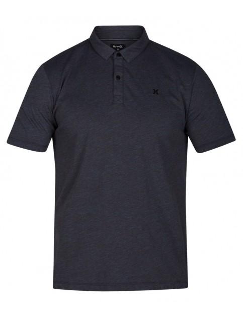 Hurley Dri-Fit Coronado Polo Shirt in Dk Char Heather