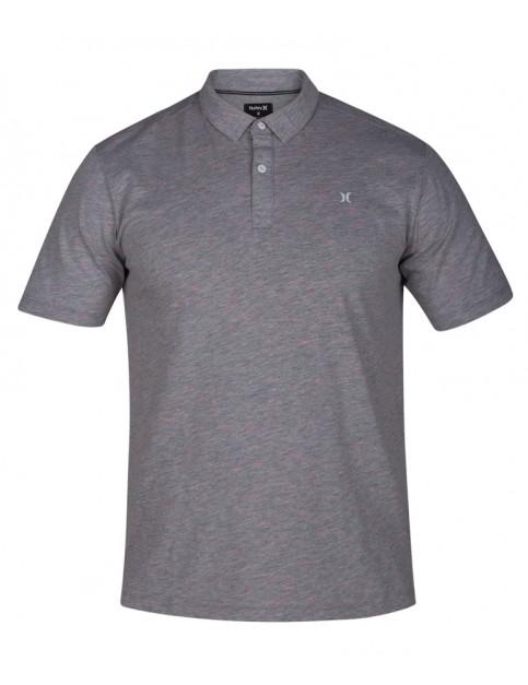 Hurley Dri-Fit Coronado Polo Shirt in Le Grey Heather