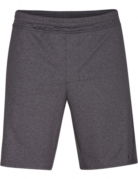 Hurley Dri-Fit Expedition Shorts in Black Heather