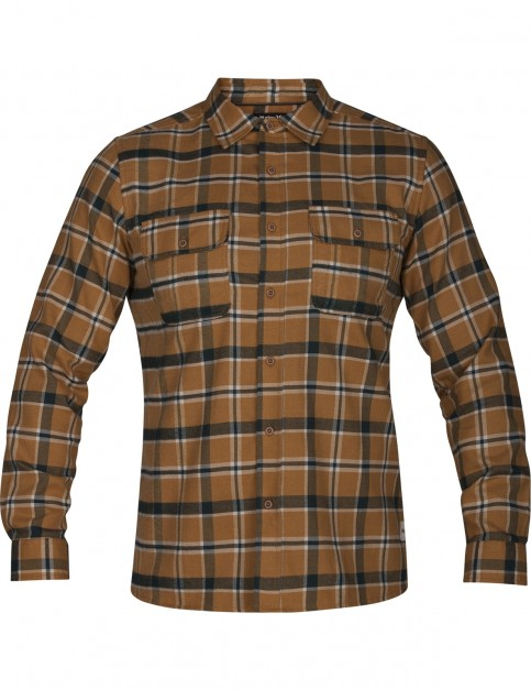 Hurley Dri-Fit Hemmingway Long Sleeve Shirt in Monarch Heather