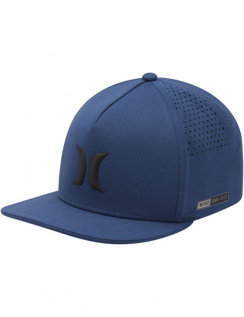 Hurley Dri-Fit Icon Cap in Obsidian