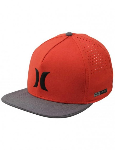 Hurley Dri-Fit Icon Cap in University Red
