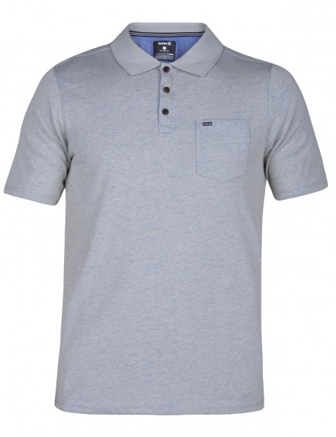 Hurley Dri-Fit Lagos 3. Polo Shirt in Oatmeal