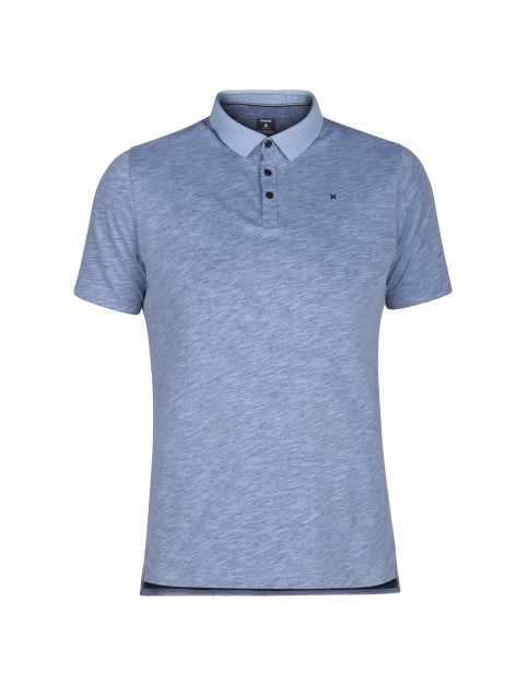 Hurley Dri-Fit Lagos Polo Polo Shirt in Ocean Bliss