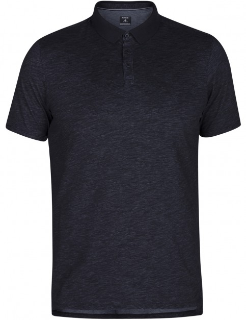 Hurley Dri Fit Lagos Polo Shirt in Black
