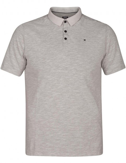 Hurley Dri-Fit Lagos Polo Shirt in Light Bone