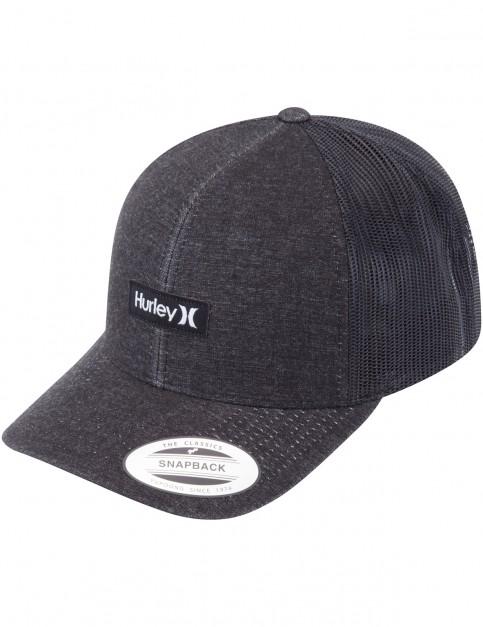 Hurley El Morro Cap in Black