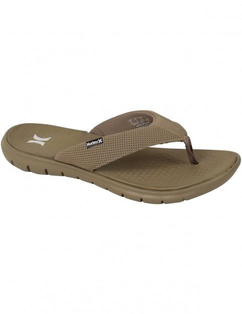 Hurley Flex 2.0 Sports Sandals in Khaki