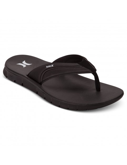 Hurley Fusion 2.0 Sandal Sports Sandals in Black