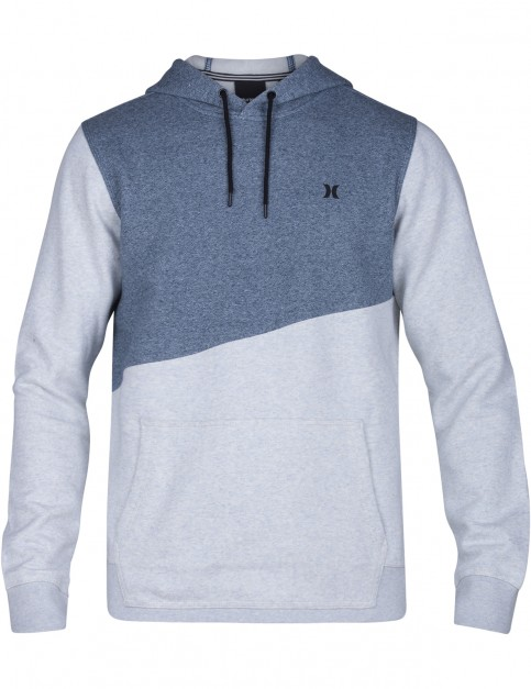 Hurley Getaway Offense Pullover Hoody in White