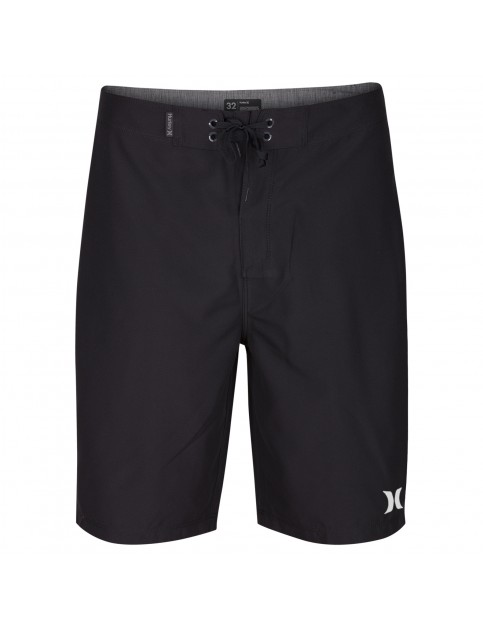 Hurley Icon Mid Length Boardshorts in Black