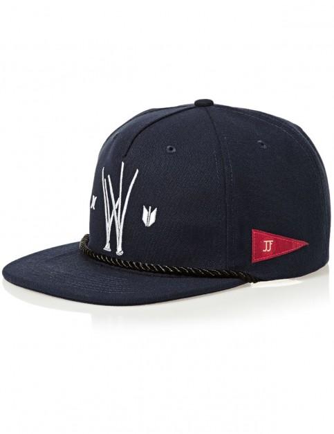 Hurley JJF x Sig Zane Hat Cap in Obsidian