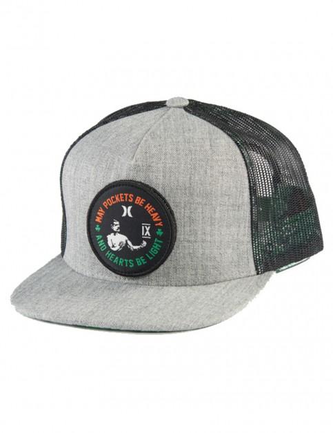 Wolf Grey Hurley Lucky Ones Cap
