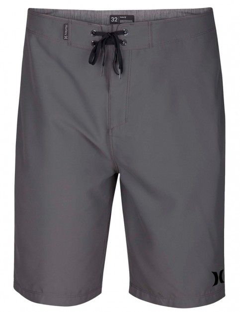 Hurley One & Only 2.0 21' Mid Length Boardshorts in Cool Grey