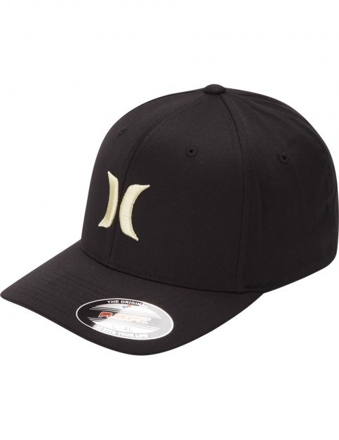 Hurley One & Only Cap in Black/Citron Tint