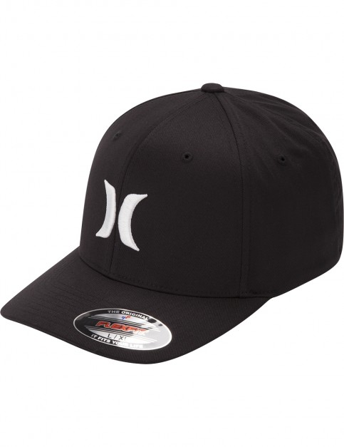 Hurley One & Only Cap in Black/White