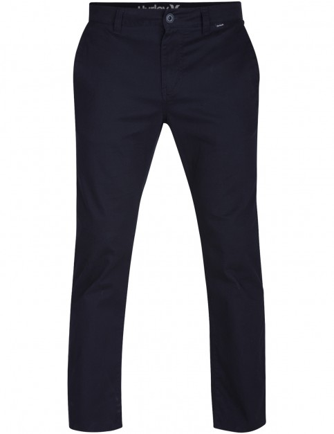 Hurley One & Only Chino Trousers in Black