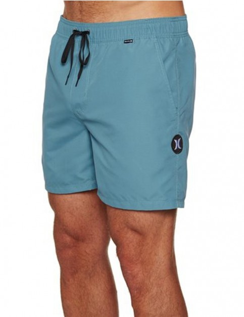 Hurley One & Only Volley 16 Short Boardshorts in Noise Aqua