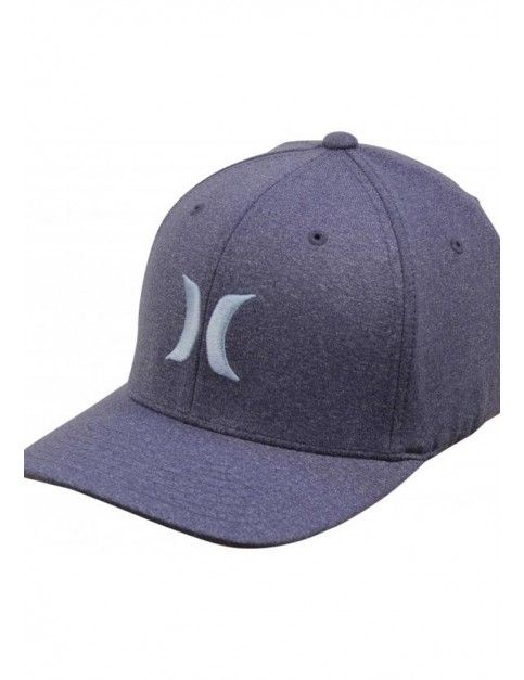 Hurley One & Textures Cap in Legion Blue