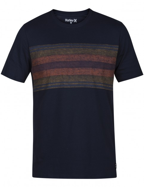 Hurley Pendleton Grand Canyon Short Sleeve T-Shirt in Obsidian