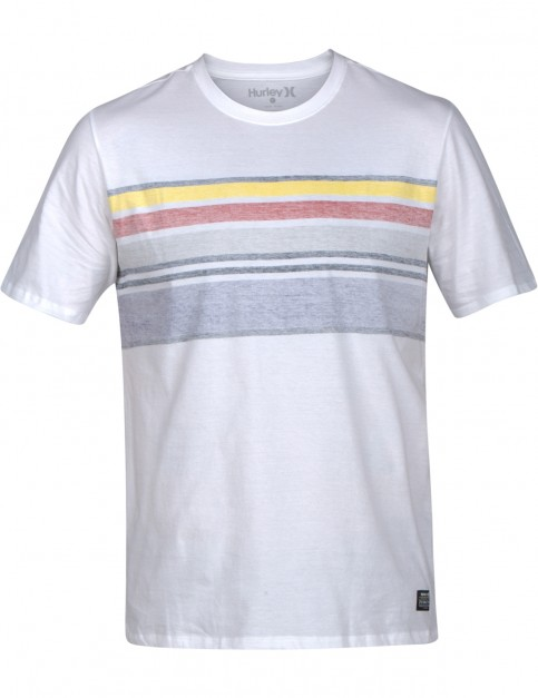 Hurley Pendleton Yosemite Short Sleeve T-Shirt in White