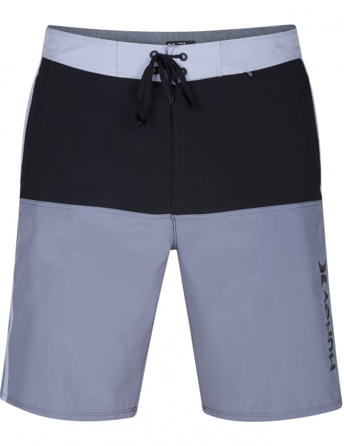 Hurley Phantom Beachside Outtake Technical Boardshorts in Black