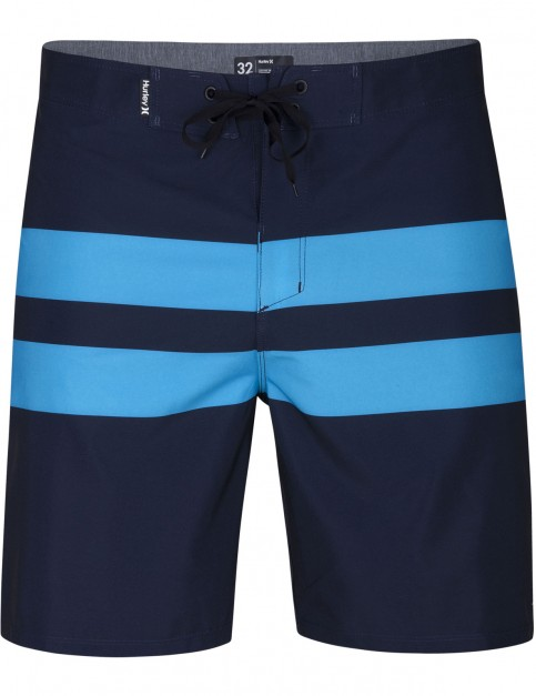 Hurley Phantom Blackball Technical Boardshorts in Obsidian